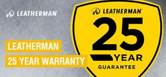 Image result for leatherman 25 year warranty
