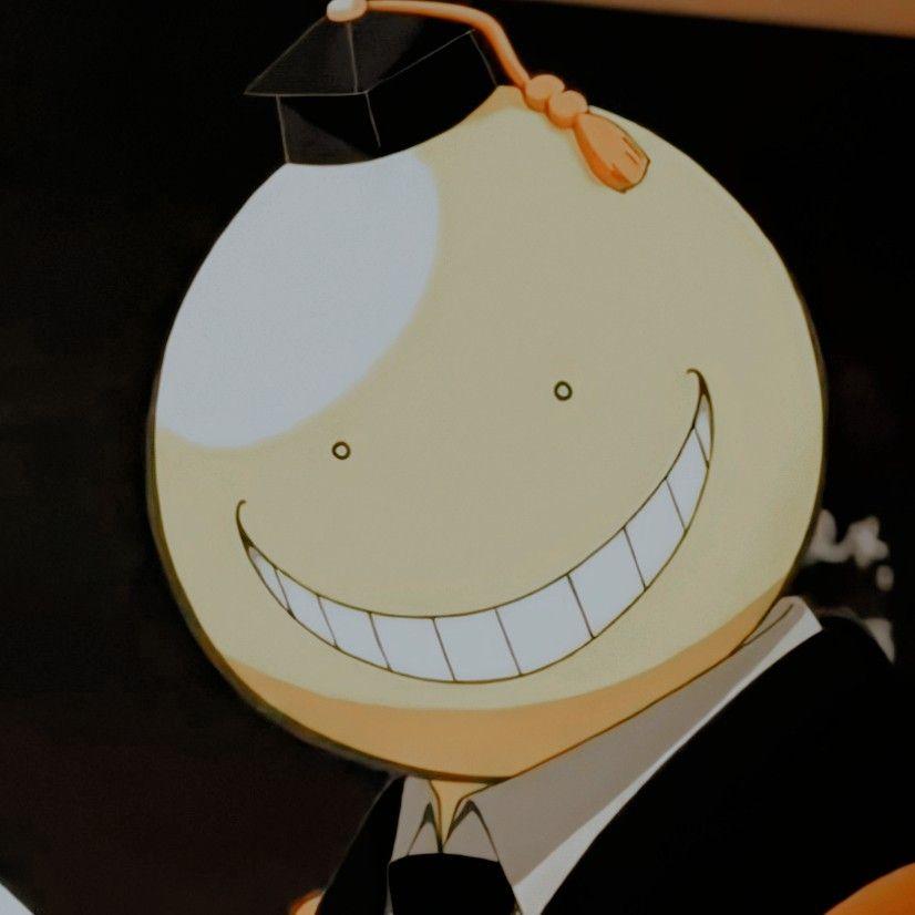𝐈𝐂𝐎𝐍彡 | Koro sensei face, Assasination classroom, Human icon