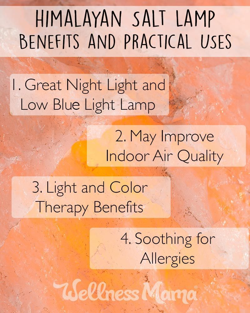 Himalayan Salt Lamp Benefits Facts Myths And How To Use Them Terapia