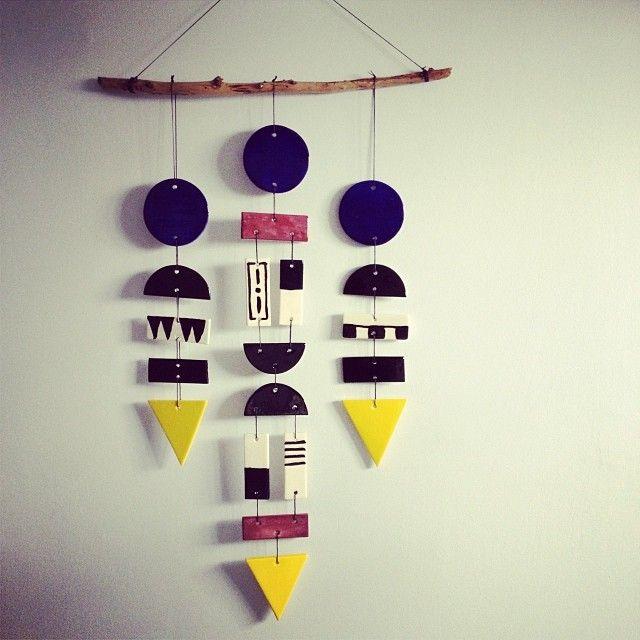 Wall Hanging Lesson Plan: Snohlin - Wall Hanging DIY Inspiration