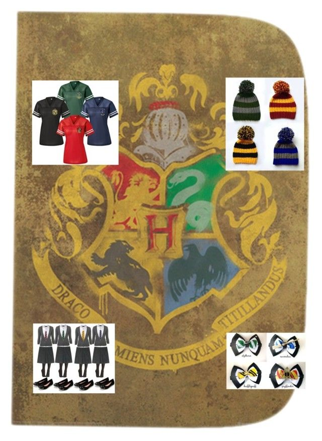 """""""Hogwarts outfits!"""" by oonasmck on Polyvore featuring Alice + Olivia, Converse, Herschel Supply Co. and BERRICLE"""