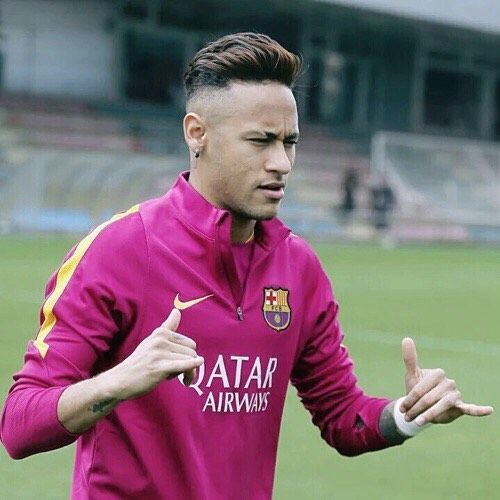 Image Result For Neymar 2017 Hairstyle