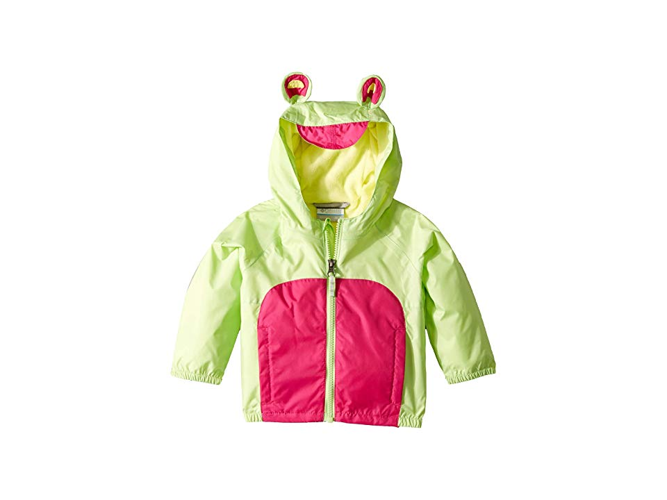 Columbia Baby Girls Kitteribbit Jacket