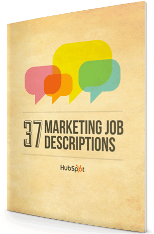 Free Download  ReadyToUse Marketing Job Descriptions  Free