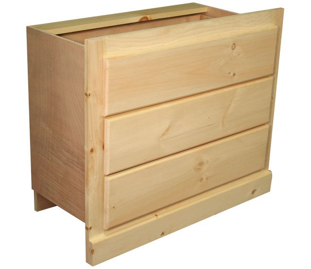Our knee wall is made of top quality pine and unfi | Storage for ...
