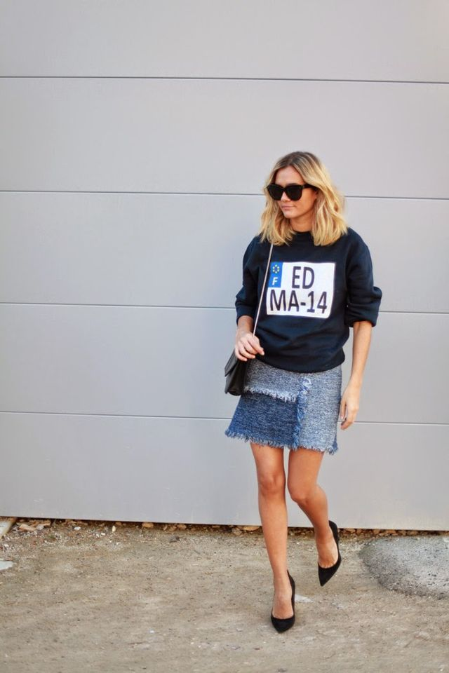 THE DENIM DRESS (via Bloglovin.com )