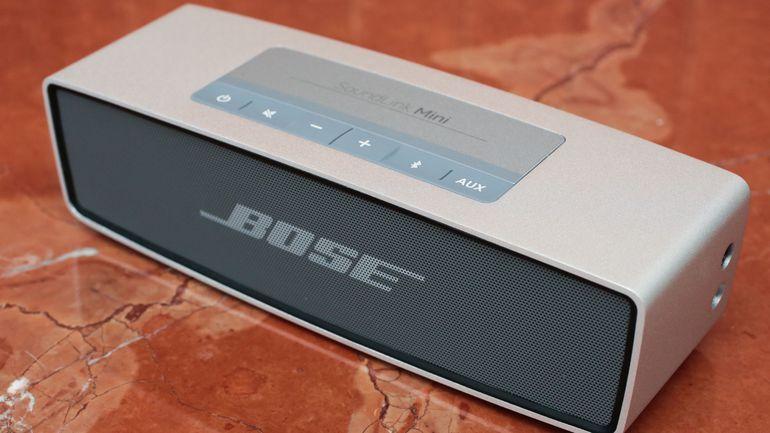 Bose Soundlink Mini The Wireless Speaker Apple Could Have Made Bose Soundlink Mini Wireless Speakers Wireless Speakers Waterproof
