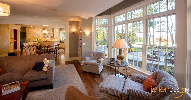 j ellen design llc can help you design a room or a whole