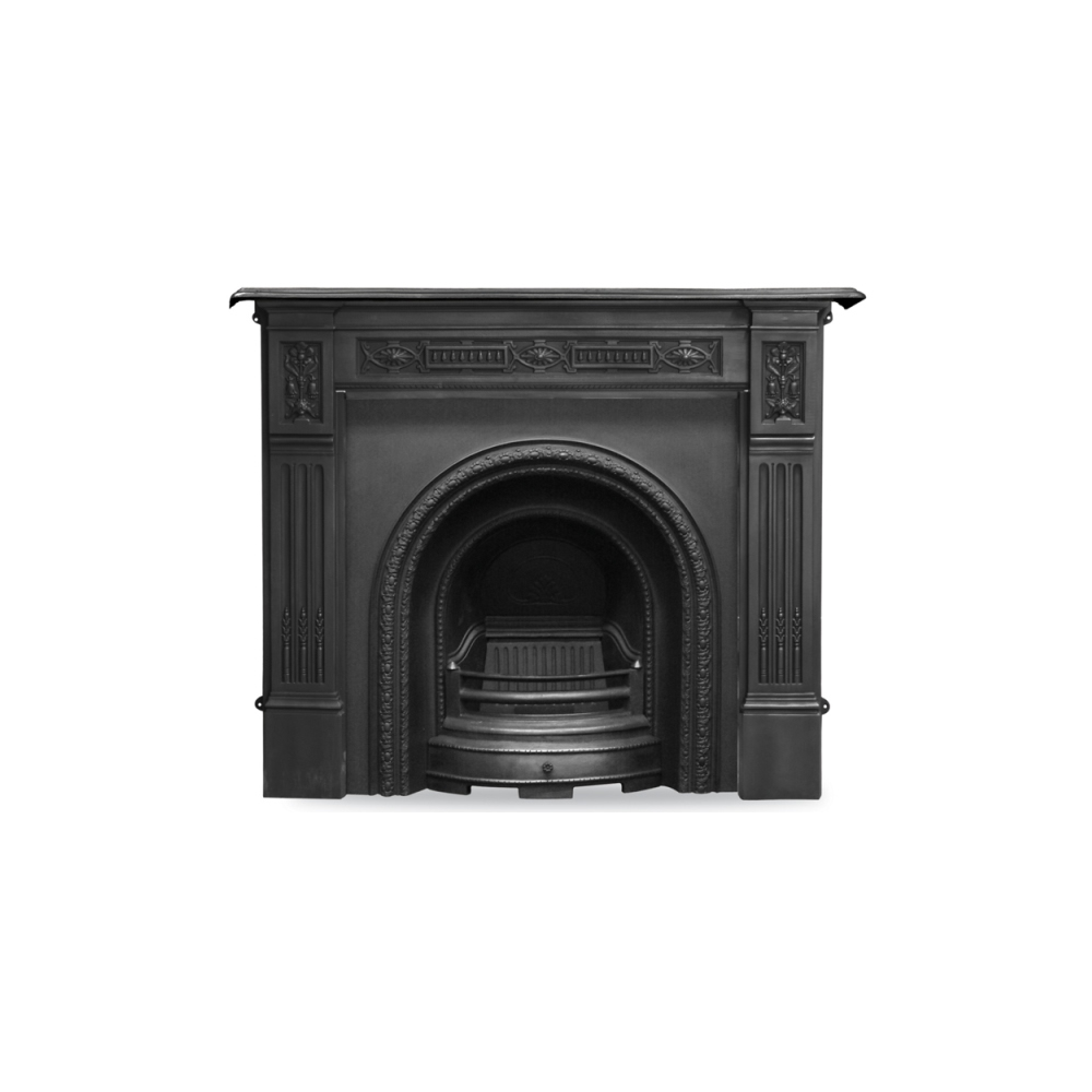 Carron The Scotia Cast Iron Fireplace Insert