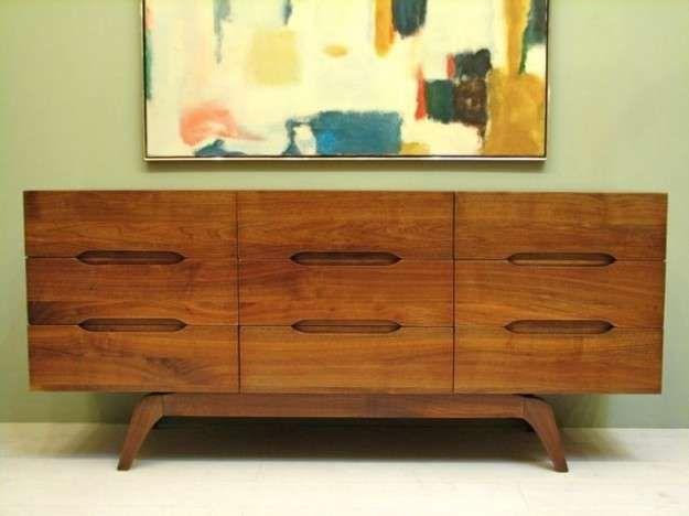 Arredamento in stile anni \'50 - Mobiletto anni \'50 | dresser ...
