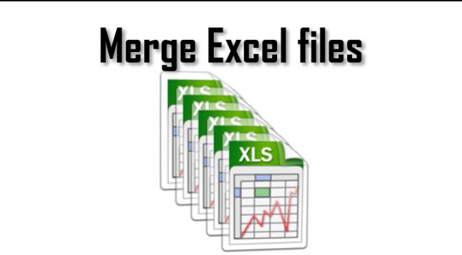 Merge Excel Files How To Merge Multiple Excel Files Excel Excel Tutorials Excel Hacks