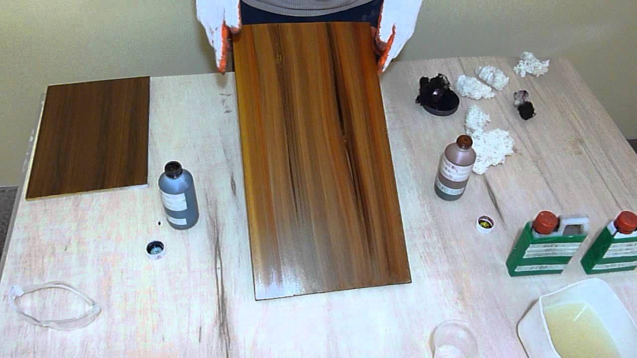 Imitacion a madera facil t cnicas diy crafts videos decoupage y wood projects Pintura para pintar madera