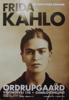 Frida Kahlo Portræt