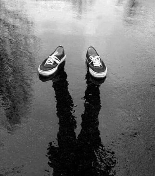 vans rain
