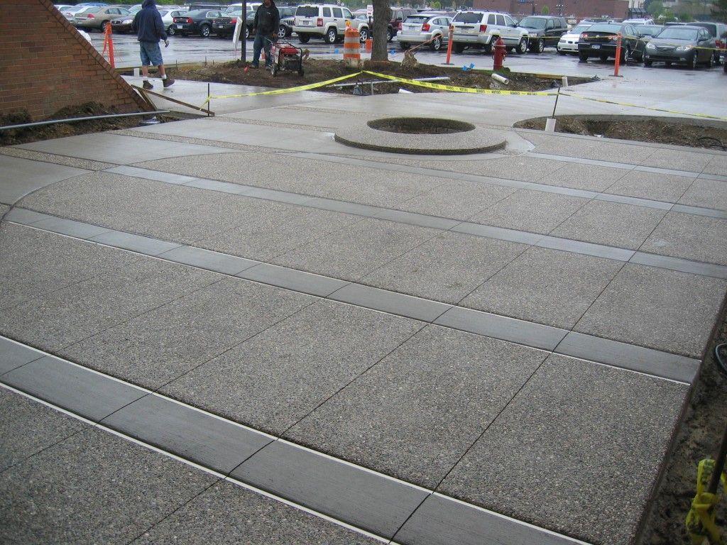 Concrete | Albaugh Masonry Stone And Tile Inc. Paving PatternConcrete  FinishesConcrete PatiosDecorative ...