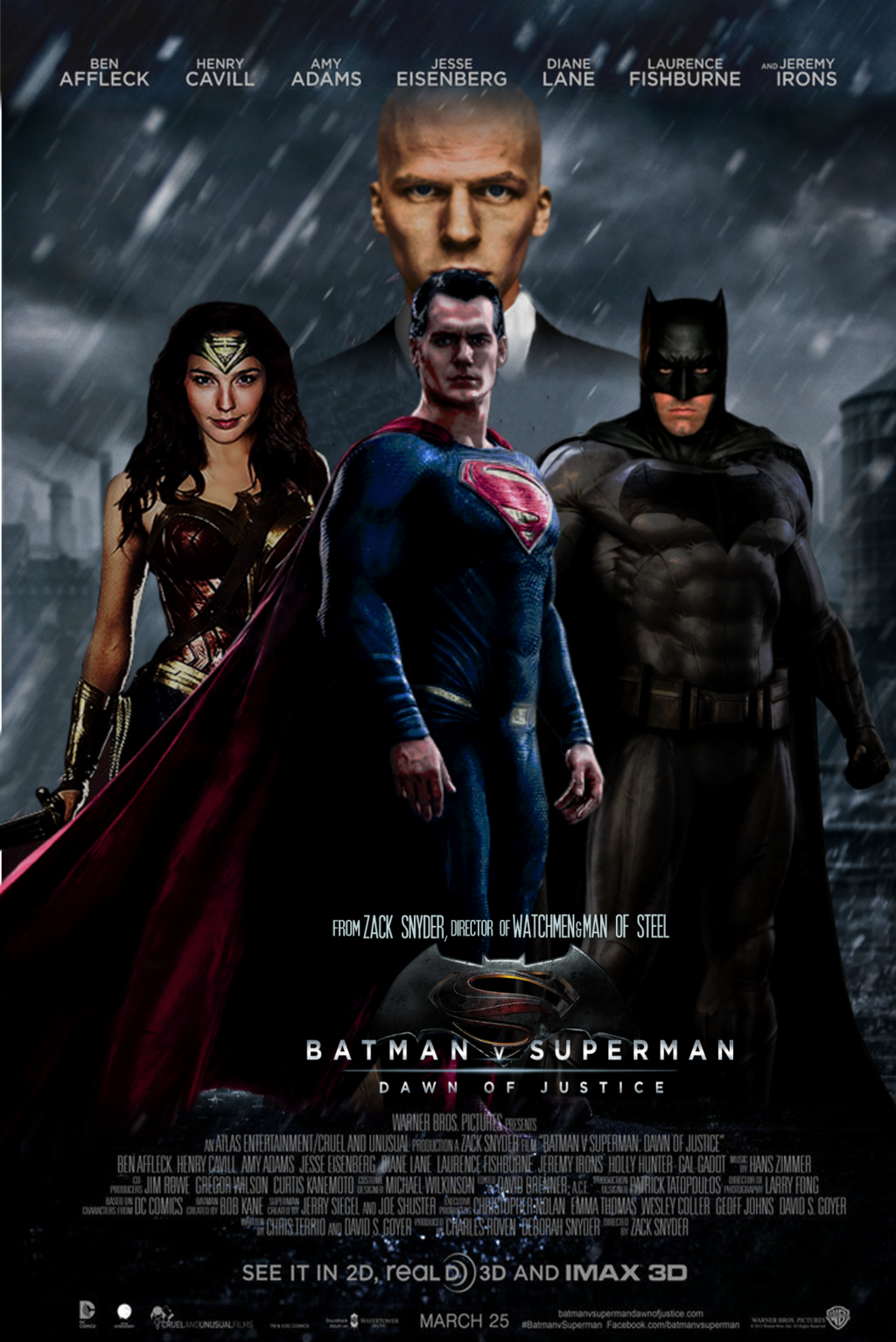 Batman v Superman: Dawn of Justice (2016) | Batman vs superman, Superman  dawn of justice, Batman v superman: dawn of justice
