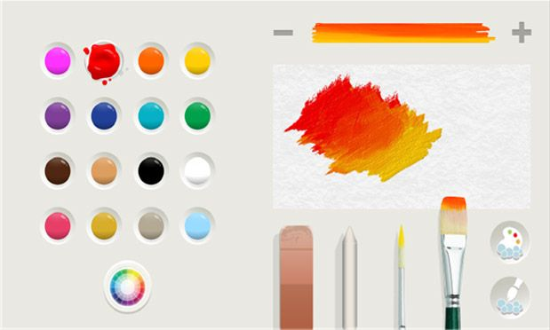 Fresh Paint Finds Its Way To Windows Phone 8 Devices Paint App