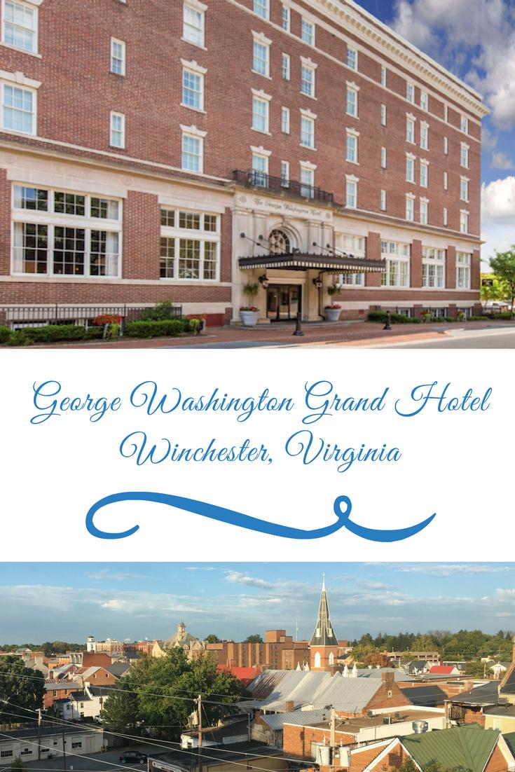 George Washington Grand Hotel In Winchester, VA