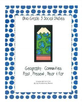 Ohio Social Studies: Geography Third Grade | social studies