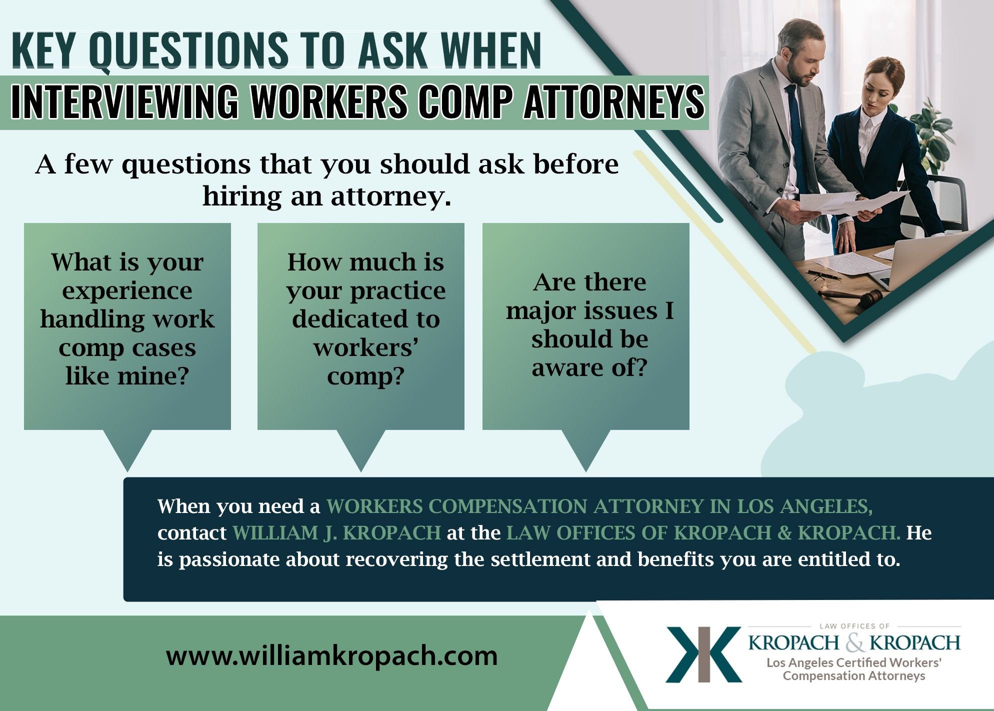 Workers Compensation Attorney Los Angeles In 2020 Attorneys