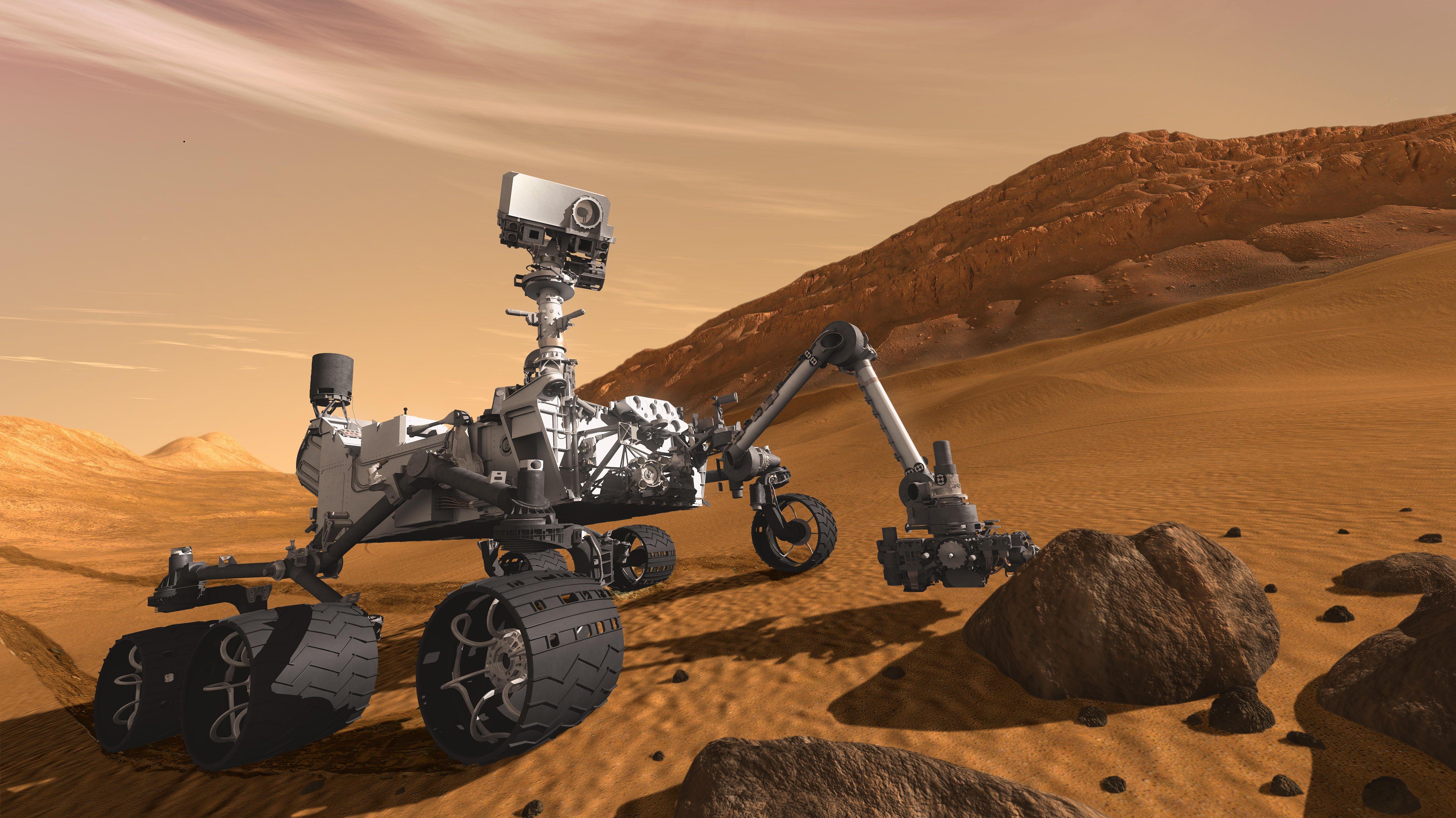 Mars Curiosity Rover Newsdesk Curiosity Rover Mars Science Laboratory Nasa Mars