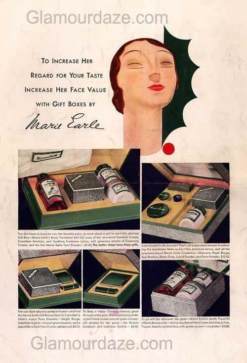 The History Of 1920s Makeup 1920s Makeup 1920s Makeup Makeup - 1920s-makeup-ads
