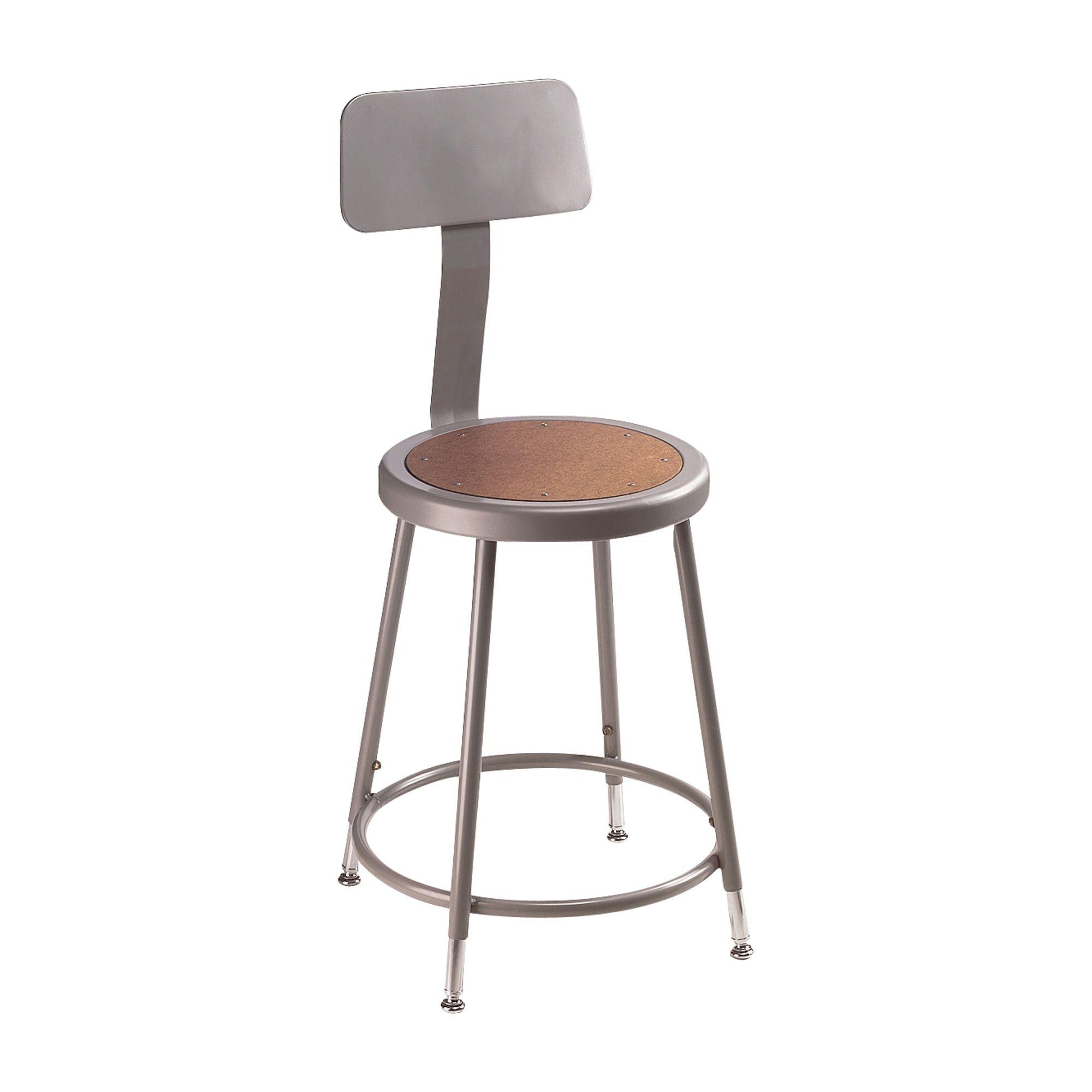 Prime National Public Seating Adjustable Shop Stool With Back Ibusinesslaw Wood Chair Design Ideas Ibusinesslaworg