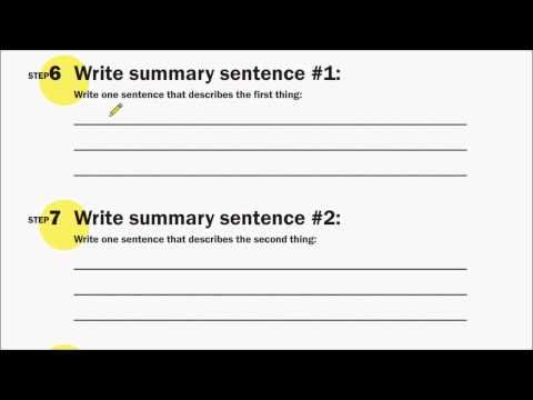 How to write a great comparison/contrast paper in an easy, step-by - how to make a compare and contrast essay