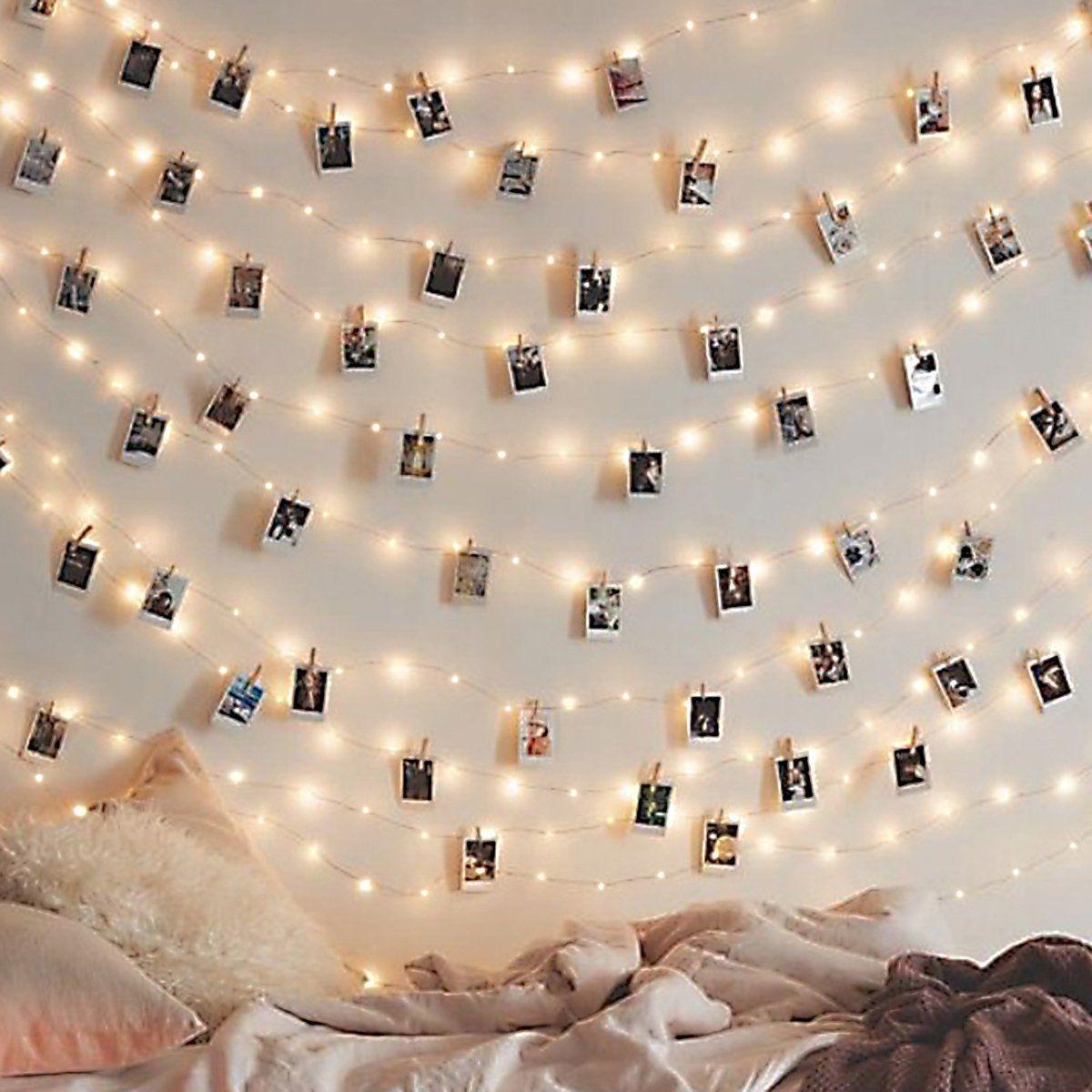 Led Photo Clip String Lights Seasonal Lighting Outdoor Lightstrings ...
