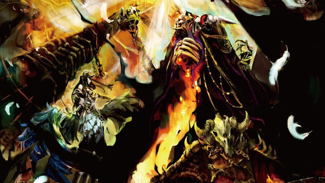 Movie đầu tiên của Overlord Overlord Fushisha no Ou