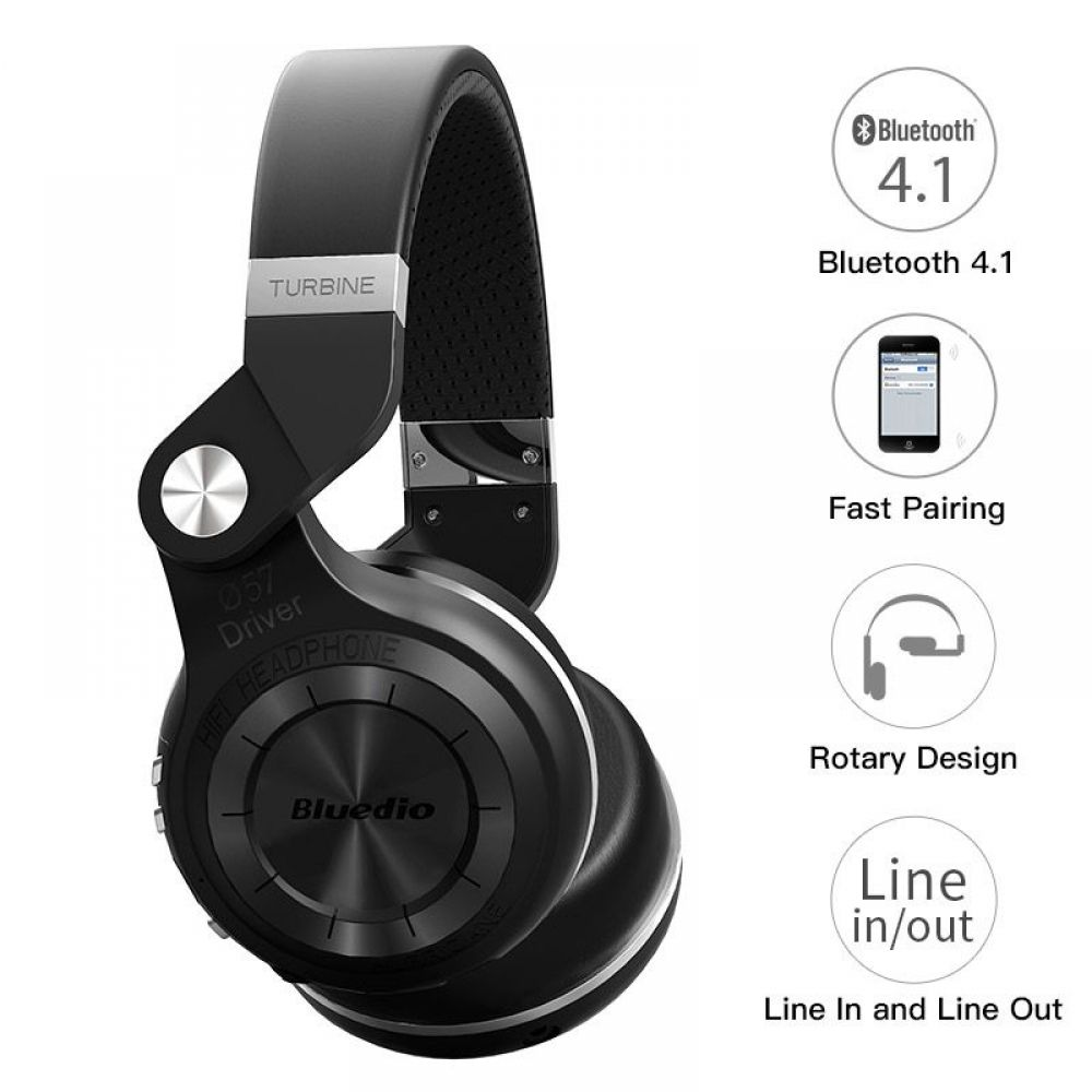 Wireless Bluetooth Headset With Microphone For Iphone Samsung Xiaomi People Gadgets