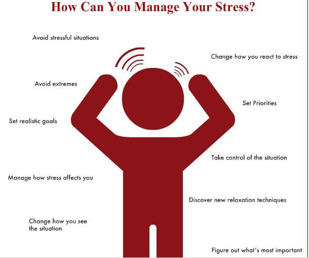 Stress Management Tips and Techniques List | Disorders, Enjoying ...