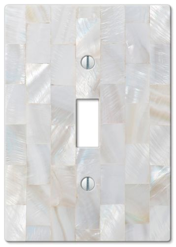 Pearl Switch Plate