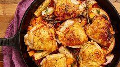 Apple Cider Glazed Chicken #appleciderchicken Best Apple Cider Glazed Chicken Recipe - How to Make Apple Cider Glazed Chicken #appleciderchicken