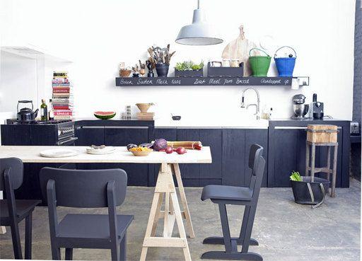 Schoolbordverf De Keuken : Schoolbordverf hash tags deskgram