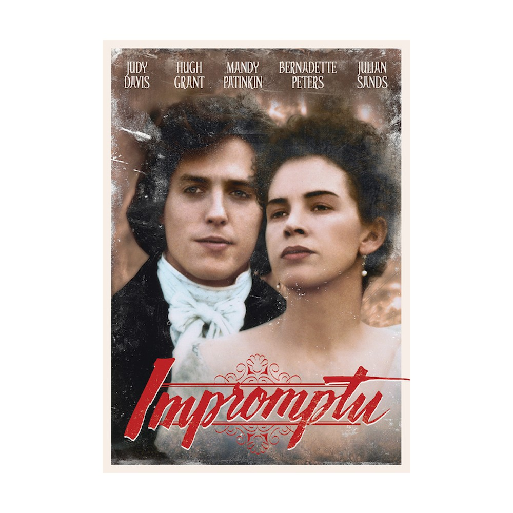 Impromptu [Bluray], Movies Blu ray, Blu, Movies