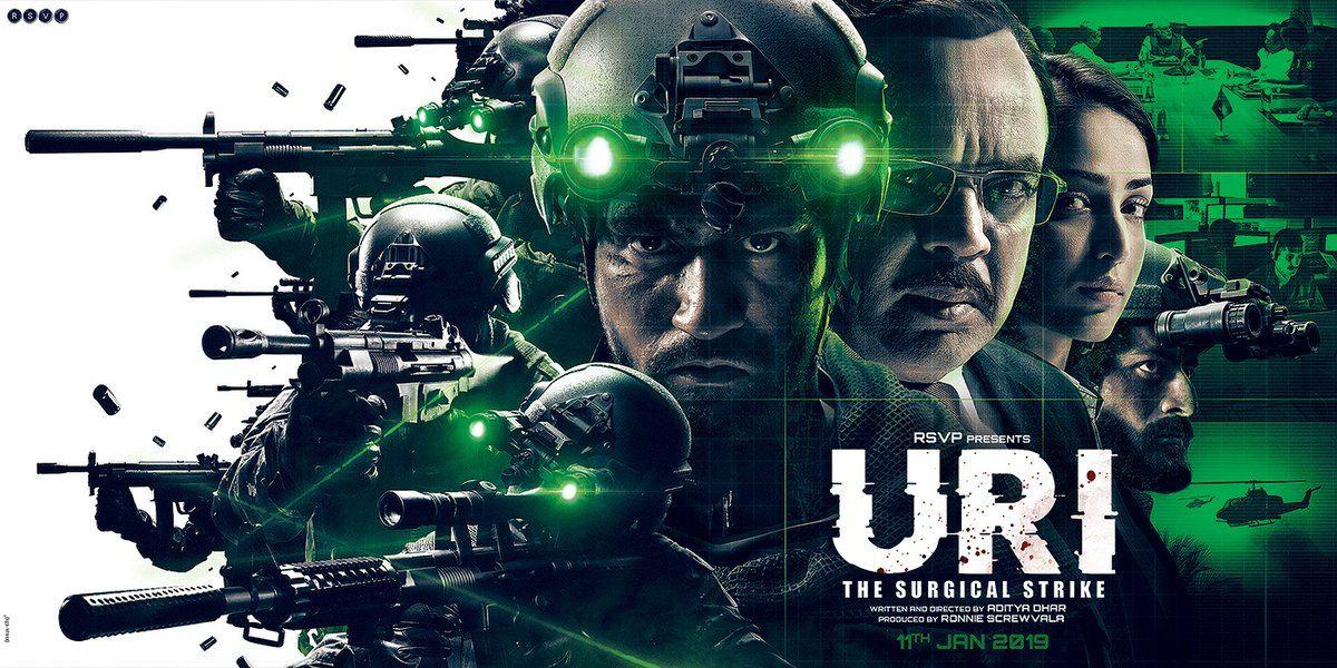 Uri The Surgical Strike (2019)Full HD Movie Englis Sub