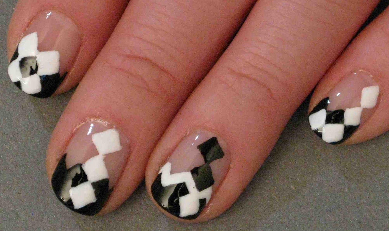 Freehand Nail Art Designs | makeup/nail design and care | Pinterest ...