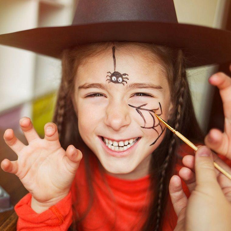1001 + Idee per Trucchi di Halloween per bambini ...