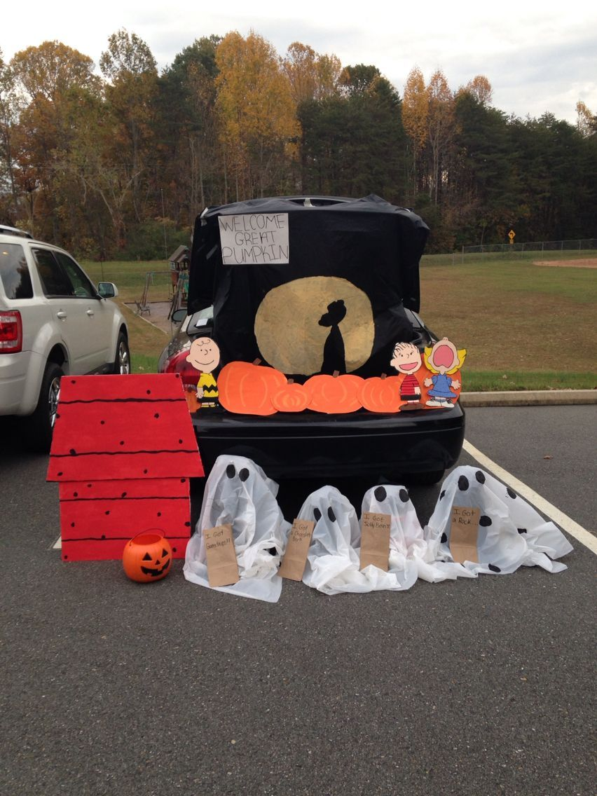 Mask Decorating Ideas New Decor Trunk Or Treat Ideas For Decorating With The Theme Of Horror 2018