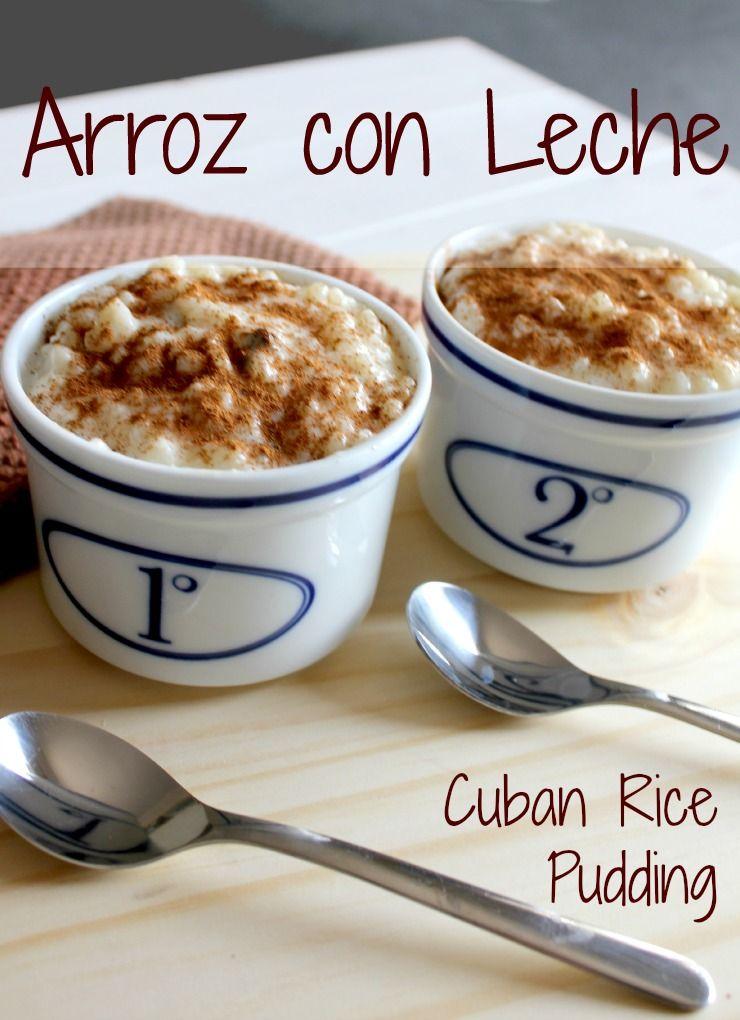 Arroz con Leche recipe - The Seaman Mom
