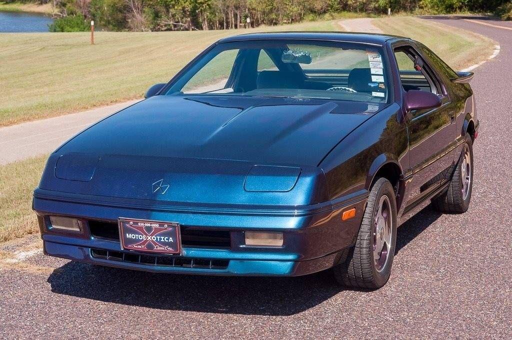 1987 Dodge Daytona For Sale 2328211 Hemmings Motor News In 2020 Dodge Daytona Dodge Daytona