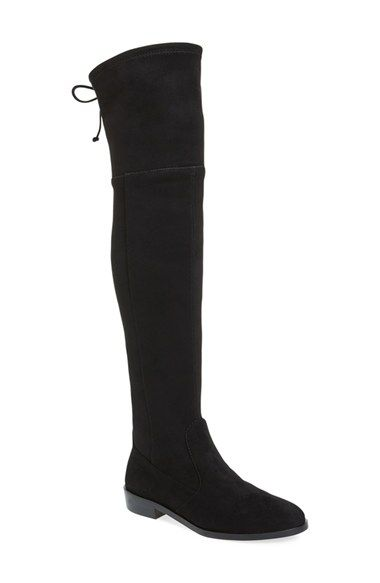 790166501c1 Free shipping and returns on Vince Camuto Crisintha Over the Knee Boot  (Women) at Nordstrom.com. Back lace-up detailing adds a hint of vintage  appeal to a ...