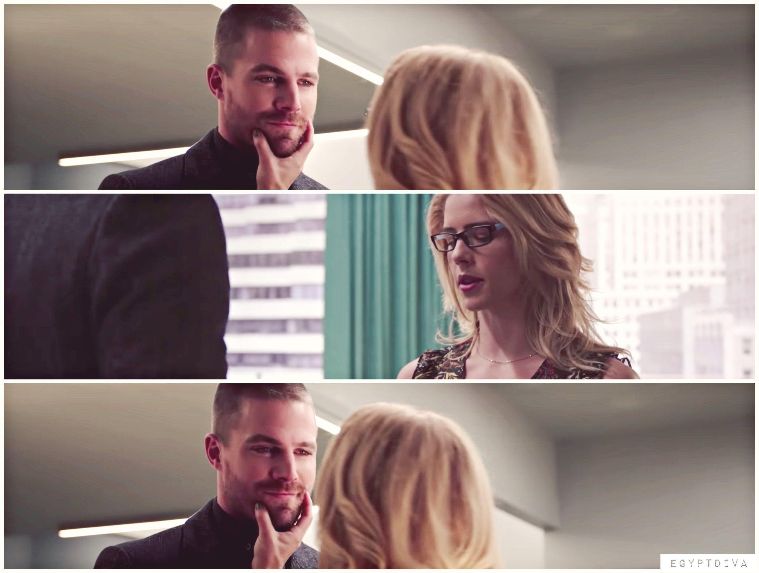 ugh THEM #olicity #arrow   CW shows in 2019   Arrow