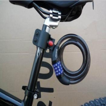 Tonyon Ty5231 Mountain Bike 4 Digital Coded Lock Bicycle Lock