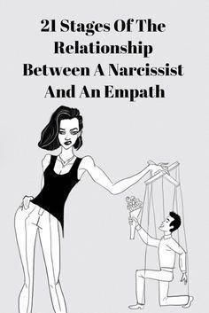 Narcissist and Empath #PsychologicalFactsNarcissist (With