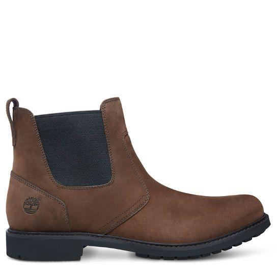 Herren Komfort Schuhe Clarks Boots 'Montacute Top', Used