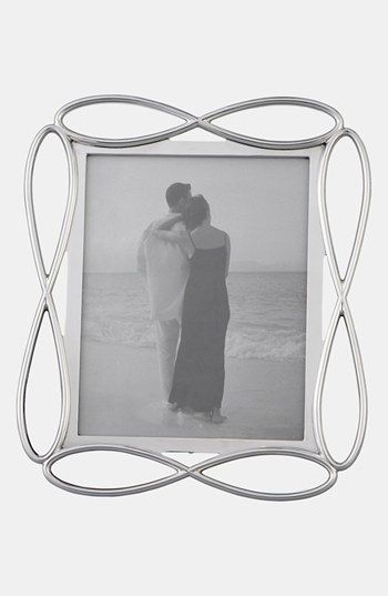 Free shipping and returns on Nambé \'Infinity\' Picture Frame (5x7) at ...