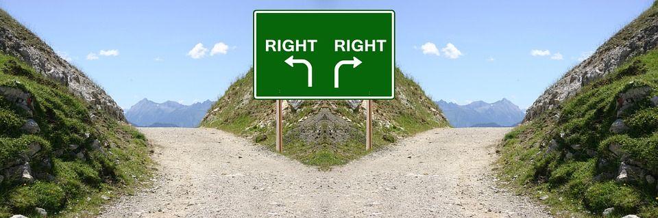 Problemet är inte att välja rätt, problemet är att våga välja. Det kan vara en skrämmande känsla att vara helt utlämnad åt sig själv, sina egna tankar, sin egen kunskap och sin egen förmåga för att göra ett viktigt val, när allt man vill är att kunna förlita sig på att någon annan ska välja det bästa åt en.