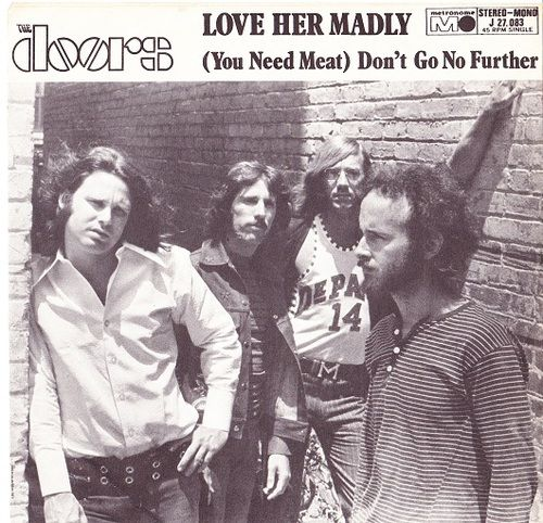 Doors - Love Her Madly